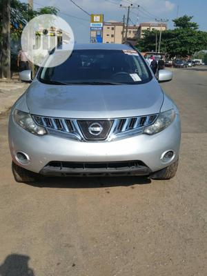 Nissan Murano 2009 SL 4WD Silver   Cars for sale in Lagos State, Ojodu