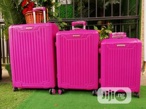Exotic 3 In 1 Quality ABS Luggage | Bags for sale in Ogun State, Ayetoro