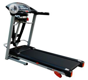 Brand New Electric JX 2.5hp Treadmill With Massager And Mp3   Sports Equipment for sale in Lagos State, Surulere