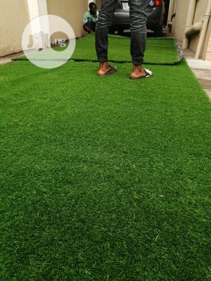 Original & Quality Artificial Green Carpet Grass For Home & Garden.   Garden for sale in Lagos State, Ikeja