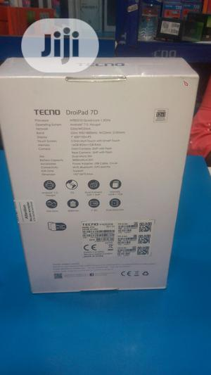 New Tecno DroiPad 7D 16 GB Gray | Tablets for sale in Lagos State, Ikeja