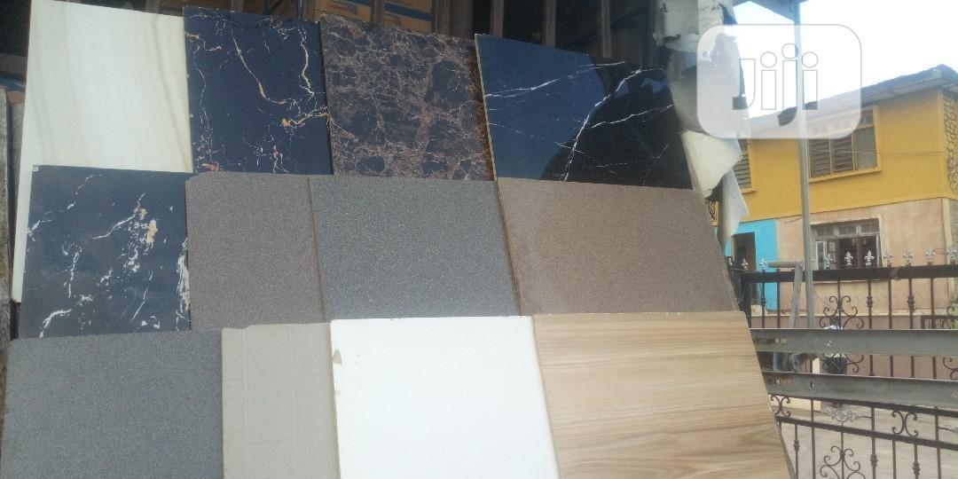 Tiles- 60x60 China 1st Quality (Carton Price)