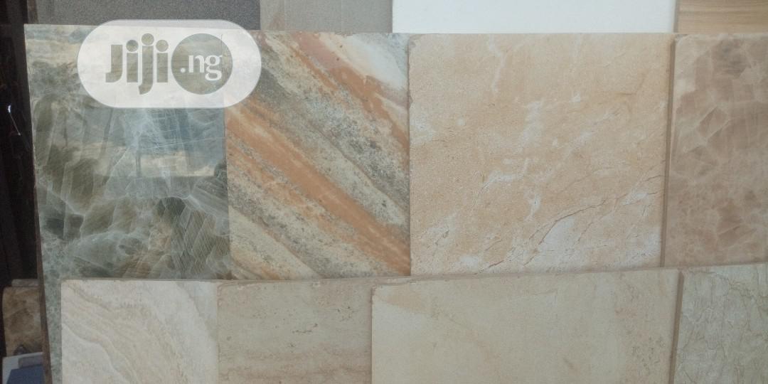 Tiles- 60x60 C.D.K (Carton Price) Polish