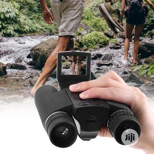 10X25 Digital Camera Telescope Binoculars With Recording | Camping Gear for sale in Lagos State, Ikeja