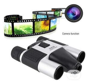 Digital Camera Binoculars Video Recording Telescope 10x25 | Camping Gear for sale in Lagos State, Ikeja