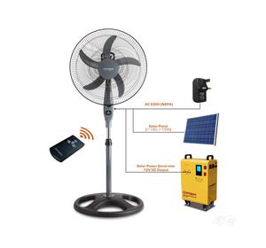 Qasa A/C D/C Standing Fan 18 | Home Appliances for sale in Lagos State, Ojo