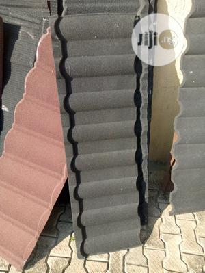 Roman Stone Coated Steel Roofing Tiles   Building & Trades Services for sale in Lagos State, Ajah