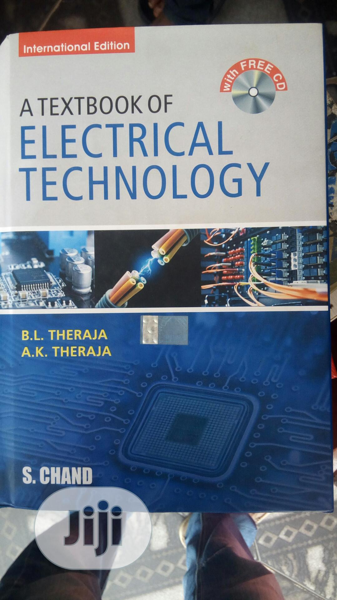 A Big Test Book Of Electrical Technology