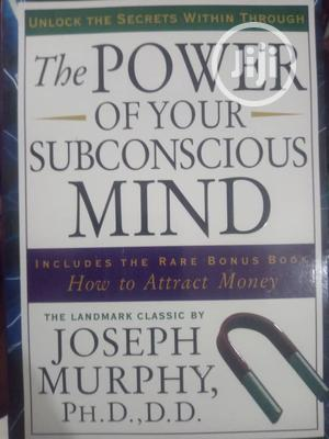 The Power Of Your Subconscious Mind | Books & Games for sale in Lagos State, Yaba
