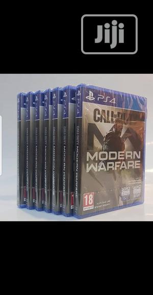 Call Of Duty Modern Warfare Ps4   Video Game Consoles for sale in Lagos State, Ikeja