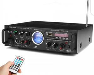 True-vine Amplifier Bluetooth Av Power Mic Usb Sd Fm   Audio & Music Equipment for sale in Lagos State, Ojo