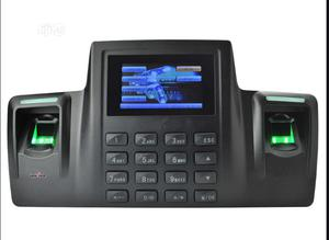 ZKT DS100 Dual Sensor Fingerprint Biomatric Attendance With Wifi | Computer Accessories  for sale in Lagos State, Ikeja