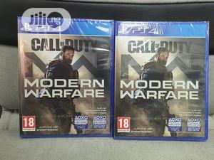 PS4 Call Of Duty Modern Warfare   Video Games for sale in Lagos State, Agege