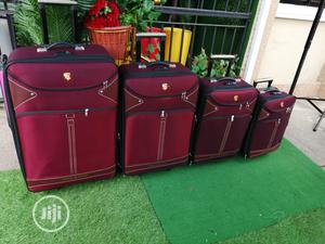 Fashionable 4 In 1 Luggage   Bags for sale in Delta State, Ethiope West