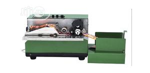 Automatic Solid Ink Date Coding Machine | Manufacturing Equipment for sale in Lagos State, Gbagada