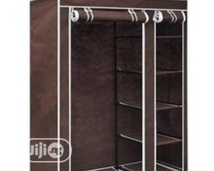 Everlast Mobile Wardrobe - Brown | Furniture for sale in Lagos State, Lagos Island (Eko)