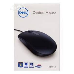 DELL MS116 Optical Mouse | Computer Accessories  for sale in Lagos State, Ikeja