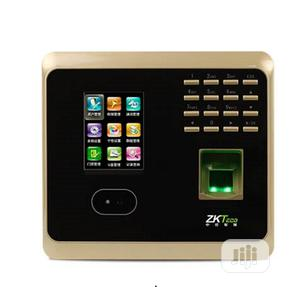 Zkteco Wifi Uf100plus Face Fingerprint Time Attendance   Computer Accessories  for sale in Lagos State, Ikeja