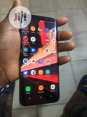 Samsung Galaxy S8 Plus 64 GB Black | Mobile Phones for sale in Lagos State, Ikeja