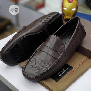 Men Loafers Shoe Available in Brown Order Yours Now   Shoes for sale in Lagos State, Lagos Island (Eko)