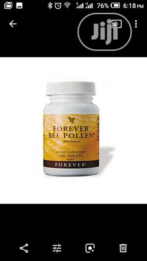 Forever Bee Pollen - 100 Tablets | Vitamins & Supplements for sale in Lagos State, Ikeja