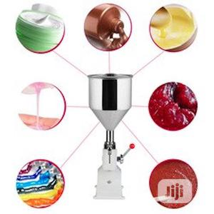 Manual Bottle Filling Machine For Cream Cosmetics Lotion Liquid Paste | Manufacturing Equipment for sale in Lagos State, Amuwo-Odofin