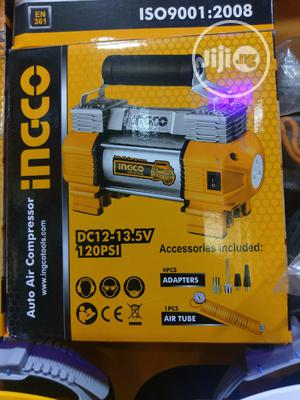 13.5v Auto Air Compressor Double Cylinder | Vehicle Parts & Accessories for sale in Lagos State, Ojo