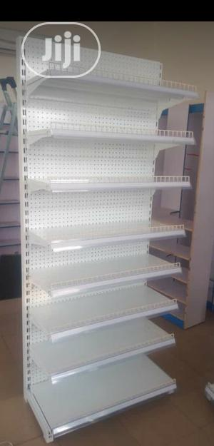 High Quality Supermarket Shelving Racks Display | Store Equipment for sale in Abuja (FCT) State, Wuye
