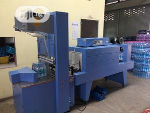 Bottle Shrink Packaging Machine For Bottle Shrink Wrapping | Manufacturing Equipment for sale in Lagos State, Ojo