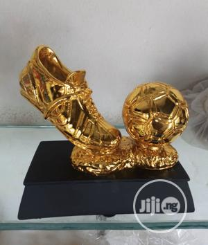 Golden Boot Award Trophy | Arts & Crafts for sale in Lagos State, Victoria Island
