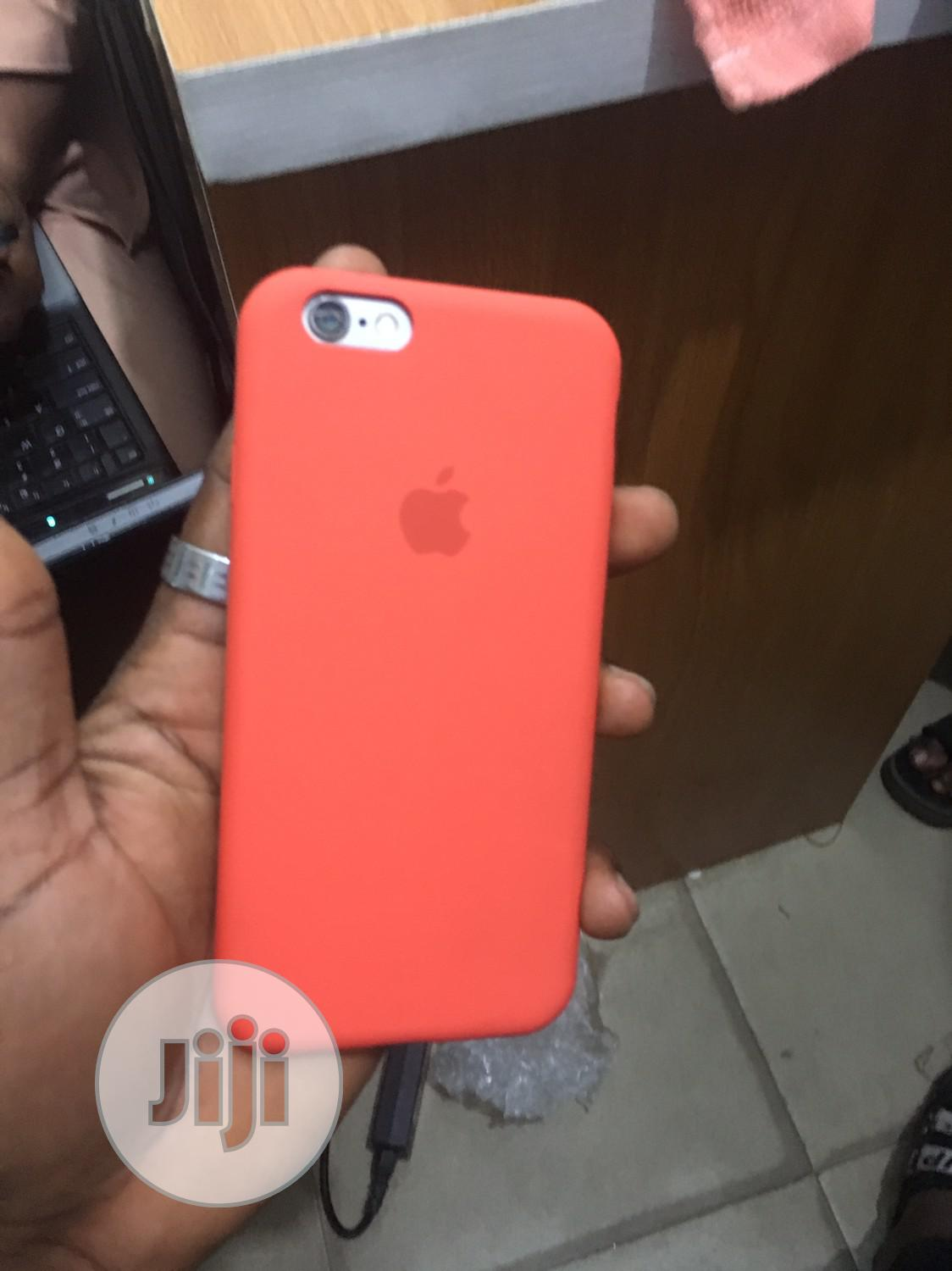 Apple iPhone 6 64 GB Silver | Mobile Phones for sale in Ikeja, Lagos State, Nigeria