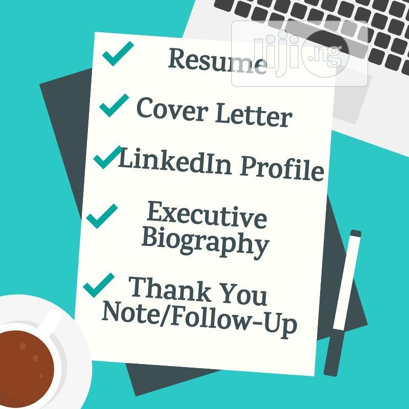 Professional CV, Cover Letter & Linkedin Profile, Statement Of Purpose
