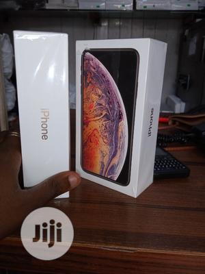 New Apple iPhone XS Max 64 GB Gold   Mobile Phones for sale in Lagos State, Ikeja