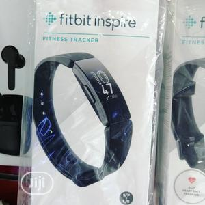 Fitbit Inspire Fitness Tracker Wristband   Smart Watches & Trackers for sale in Lagos State, Ikeja