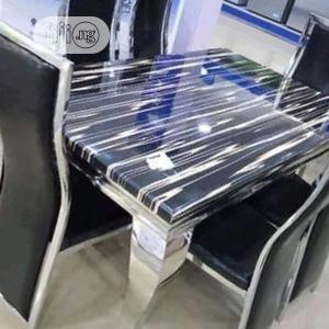 New Imported Marble Dining Table | Furniture for sale in Lagos State, Egbe Idimu