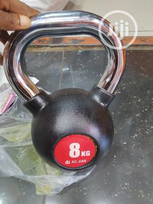 8kg Kettlebell   Sports Equipment for sale in Lagos State, Surulere