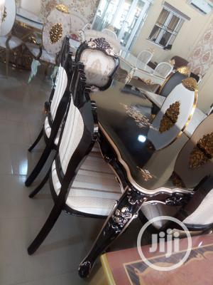Imported Turkey Royal Wooden Dining Table   Furniture for sale in Lagos State, Ajah