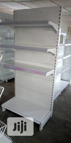 Supermarket Shelves 6. High Quality | Store Equipment for sale in Lagos State