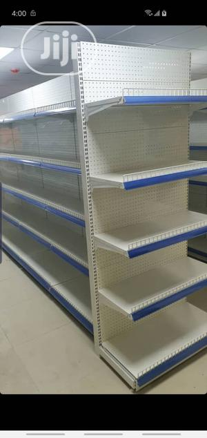 New Imported High Quality Shelving Supermarket Dislay Shelves | Store Equipment for sale in Lagos State