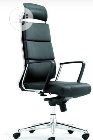 Pure Italian Leather Executive Office Chair   Furniture for sale in Lagos State, Ikeja