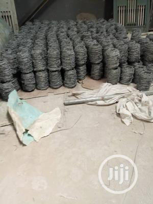 Galvanized Barbed Wire And Razor Wire   Other Services for sale in Lagos State, Alimosho