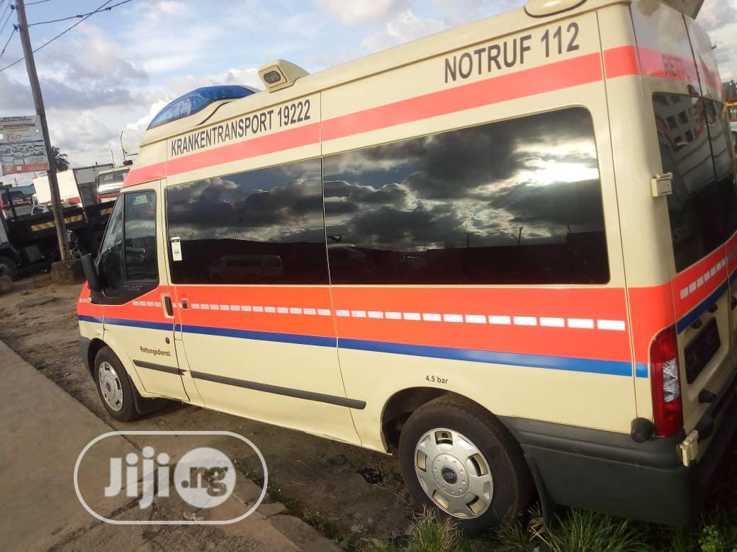 Ford Amblance | Buses & Microbuses for sale in Amuwo-Odofin, Lagos State, Nigeria