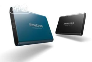 Samsung T5 1tb Portable External HDD   Computer Hardware for sale in Lagos State, Ikeja