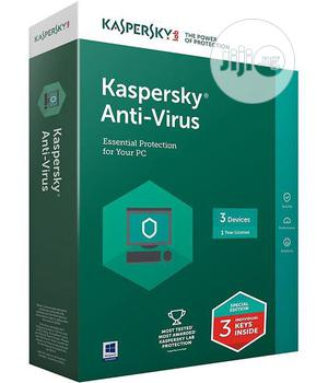 Kaspersky ANTIVIRUS 3user | Software for sale in Lagos State, Ikeja