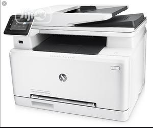 HP Laserjet Pro MFP M277dw Colour Printer | Printers & Scanners for sale in Lagos State, Ikeja