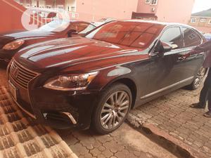 Lexus LS 2014 Black | Cars for sale in Lagos State, Ikeja