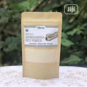 Organic Ashwagandha Root Powder - 200g   Vitamins & Supplements for sale in Akwa Ibom State, Uyo