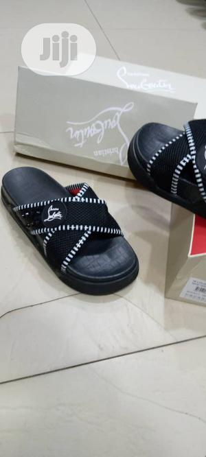 Designer Christian Louboutin Slippers | Shoes for sale in Lagos State, Lagos Island (Eko)