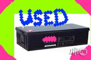 Used Inverter Battery in Maraba Abuja | Other Services for sale in Abuja (FCT) State, Mararaba