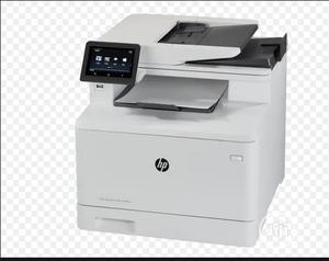 HP Color Laserjet Pro MFP M477fnw Printer | Printers & Scanners for sale in Lagos State, Ikeja